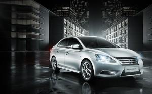 Новый Nissan SENTRA