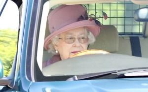 Королева за рулем