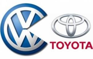 Фольксв против Тойота