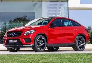 2015 Mercedes-Benz GLE450 AMG 4Matic Coupe (C292)