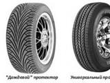 Автомобильные шины. Классификация по конструкции
