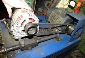 Оборудование для ремонта стартеров и генераторов