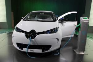 Renault электрокар