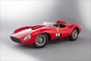 Ferrari 335 S Spider Scaglietti 1957 года выпуска