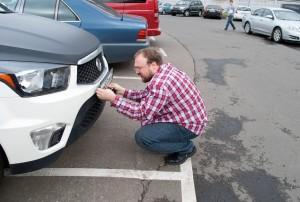 Как не платить за парковку