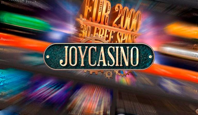 Зеркала Joycasino в 2019: рабочий официальный сайт